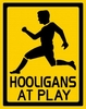 Hooligans At Play DVD