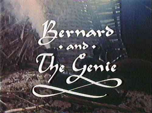 Bernard and the Genie DVD