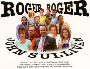 Roger Roger Dvd - Series 1, 2 & 3