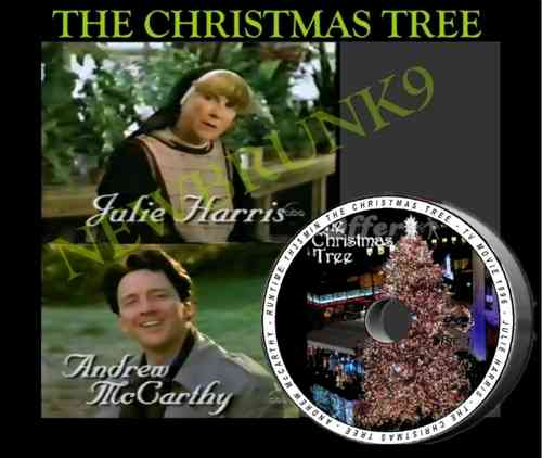 The Christmas Tree Movie DVD - Julie Harris (1996)