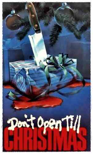 Don't Open Till Christmas DVD - 1984