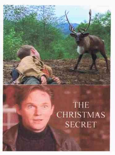 The Christmas Secret DVD - Richard Thomas & Beau Bridges