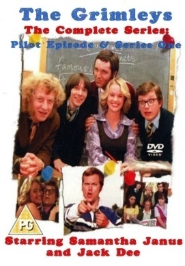 The Grimleys DVD - Series 1 - 3 (1999-2001)