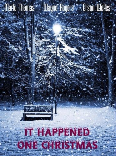 It Happened One Christmas DVD (1977) - Marlo Thomas