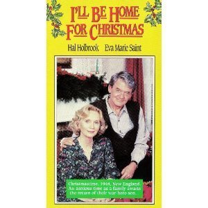 I'll Be Home For Christmas DVD (1988) - Hal Holbrook