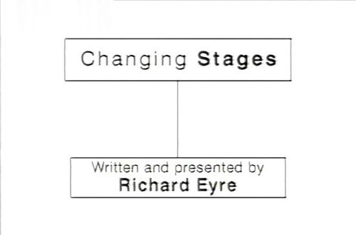 Changing Stages DVD - (2000) - Theatre William Shakespeare Musicals